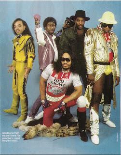 grupo de los 80, moda