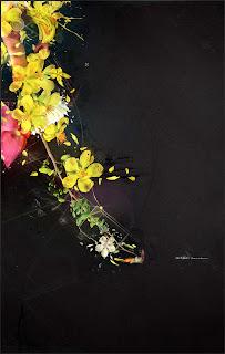 diseño digital, flores