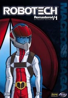 cartel de robotech