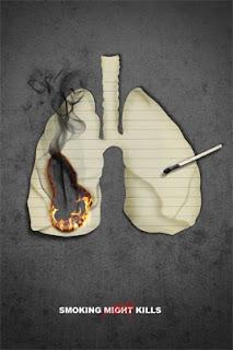 no fumar, arte digital