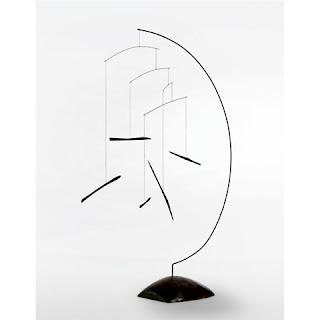 Alexander Calder esculturas moviles