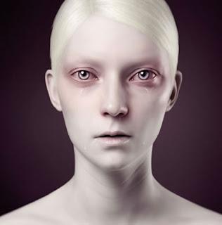 Retoque digital arte retratos mujeres