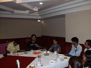 chandigarh blogger meet
