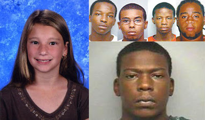 Nigger Savage Murders another Beautiful 11-year old White girl named ...