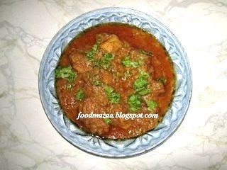 Masala chicken