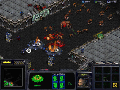 Starcraft Broodwar [portable]