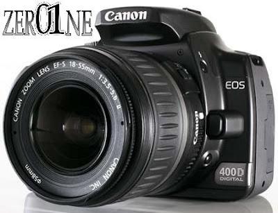 Canon EOS 1000D - مجلة زيرون