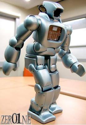 روبوت - مجلة زيرون