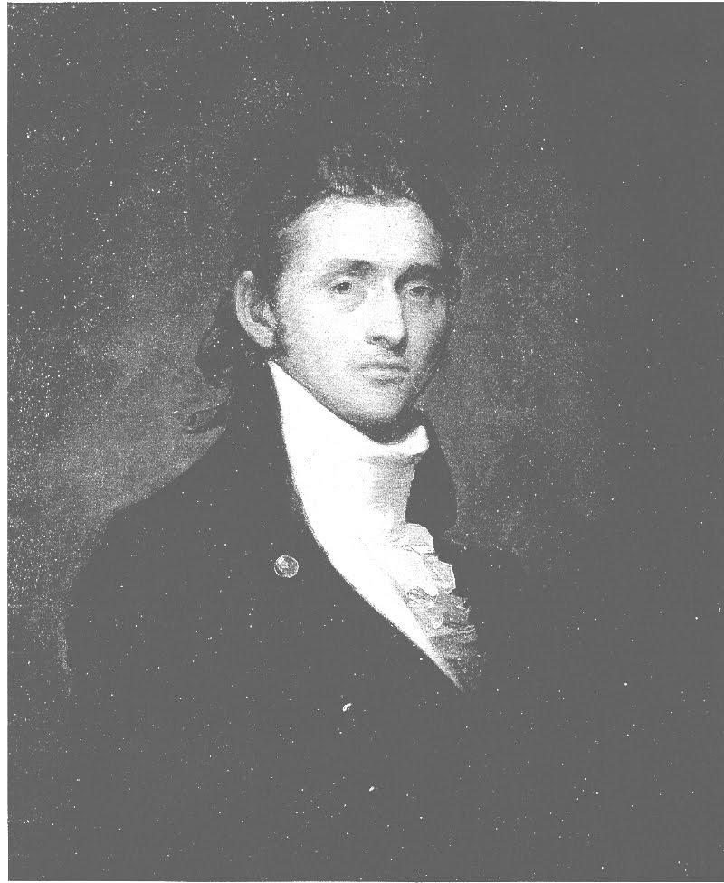 Gilbert Stuart An Advertisement For Meeker S Firm In The