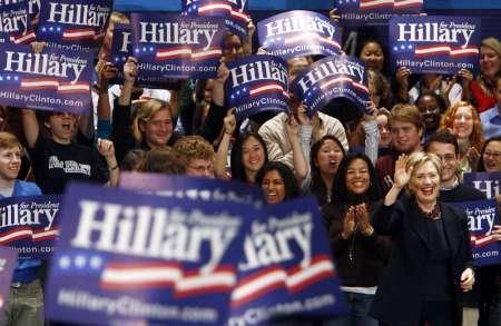 [Hillary+Rally]