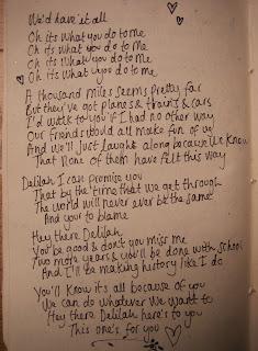 I wasn t there brown hymn book lyrics