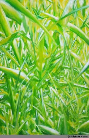 Peinture à l'huile- 73x109
