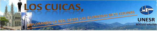 Los Cuicas, explorando la red, desde las gloriosas siete colinas