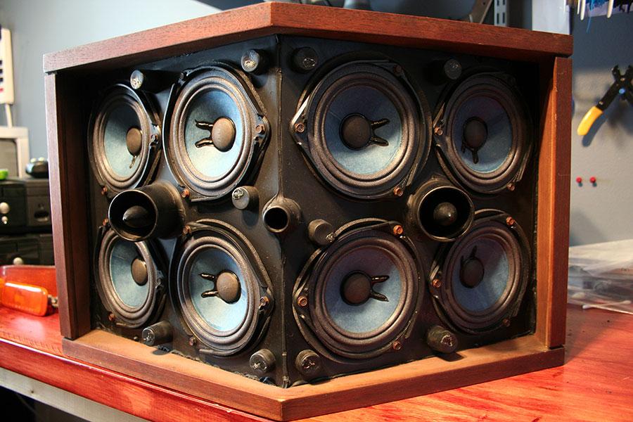 Insite Austin Tech Bose Speakers