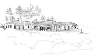 MCM DESIGN: Island House Plan 5