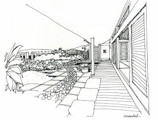 MCM DESIGN: Island House Plan 1