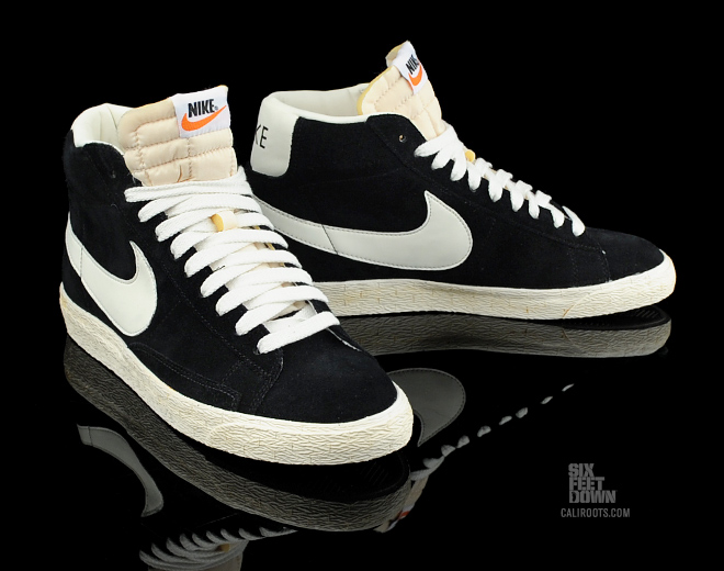 buy online ae300 cbcbd The Caliroots Blog: Nike Blazer High Vintage!
