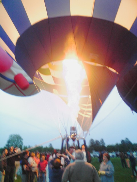 Hot Air Balloon Glow and Go