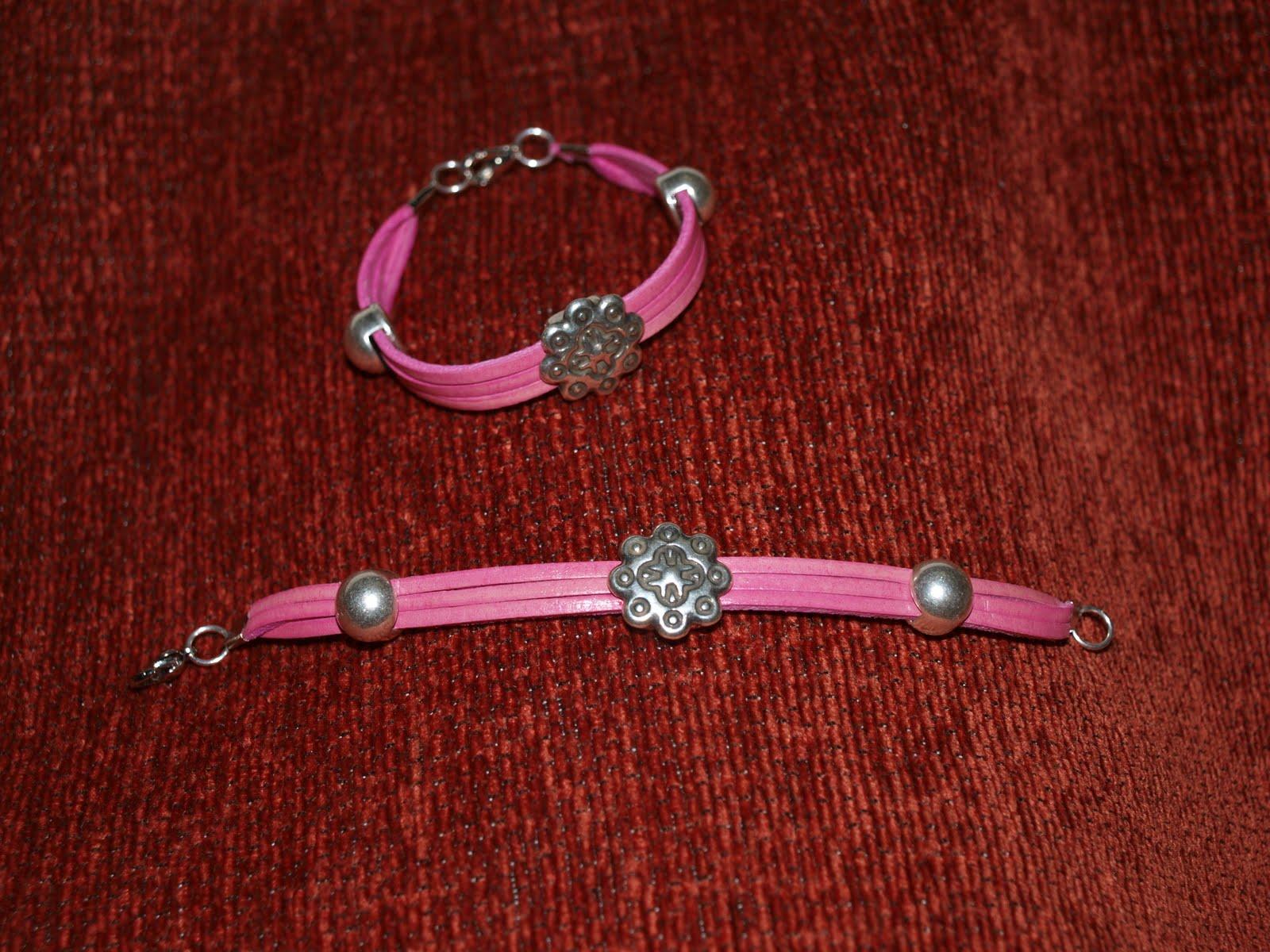 6d1d03fae153 La Fabrica de Lia  pulseras cuero para niñas