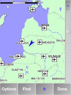 GPS в самолете