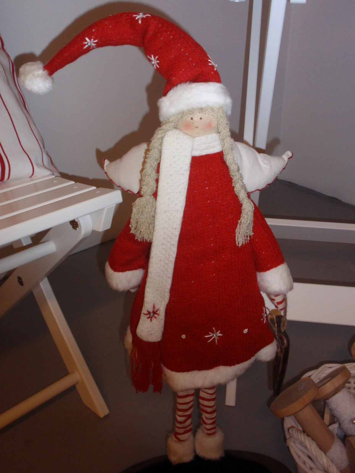 Nu ar det jul i butikerna igen