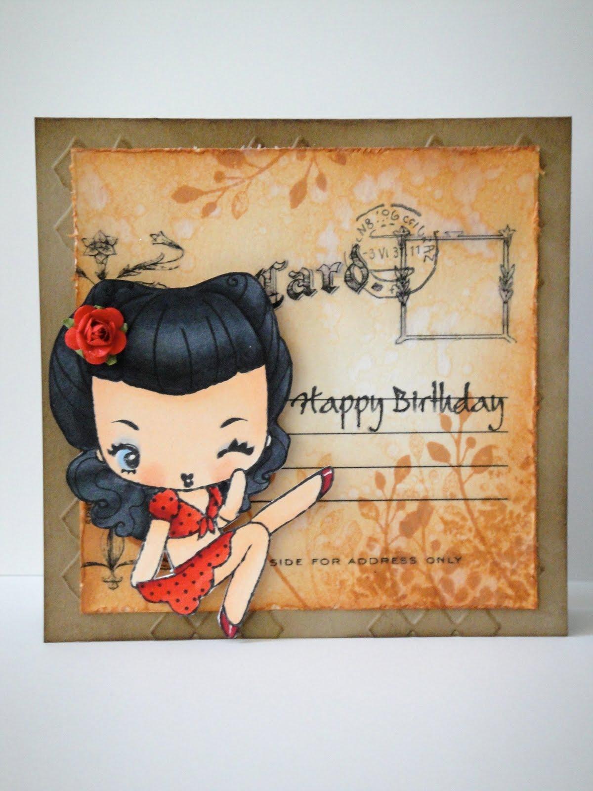 Rockabilly Birthday Wishes