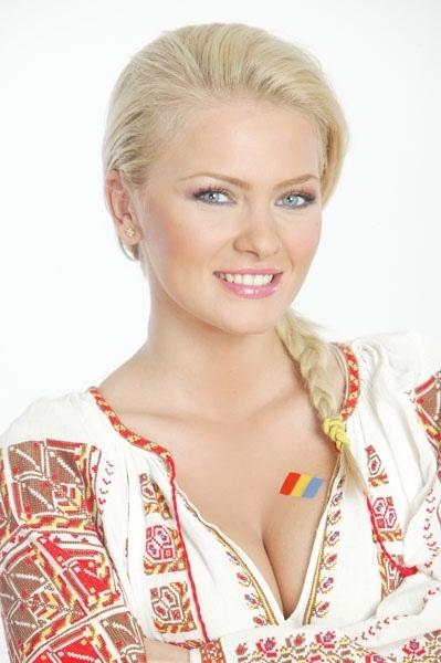 Romanian blonde
