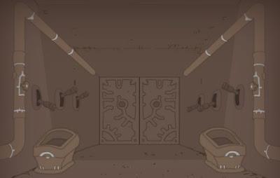 Palancas puzzle Ruins of Pantheon Solución, ayuda, pistas, trucos, códigos, guía y comentarios