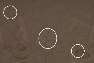 puzzle anillos Ruins of Pantheon Solución, ayuda, pistas, trucos, códigos, guía y comentarios