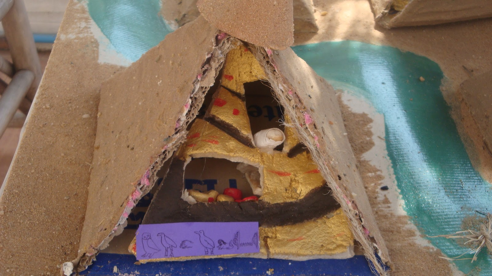 Chambers 6th Grade Pyramid