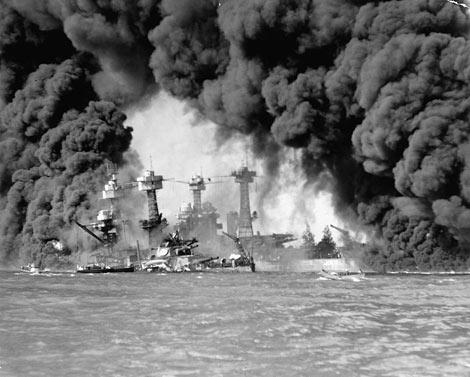 Manzanar: Attack on Pearl Harbor