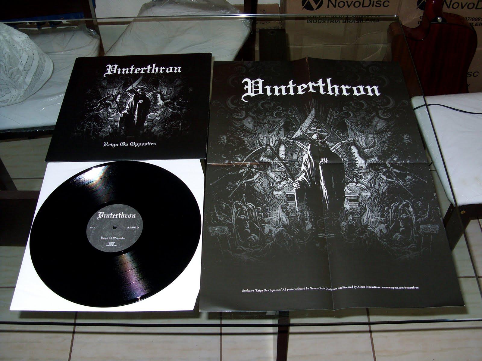 Vinterthron - Lp