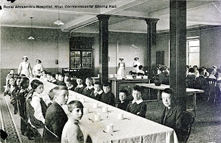 Convalescents' Dining Hall