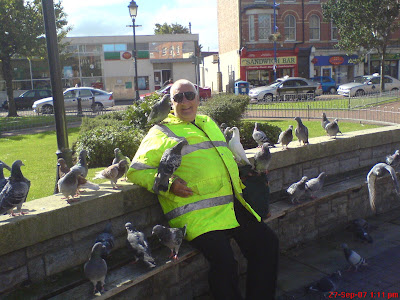 John the pigeon man