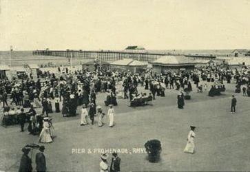 Esplanade, Mostyn Parade