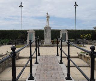 Memorial Soldier War, Botanical Gardens