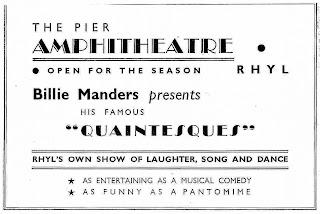 Billie Manders Quaintesques