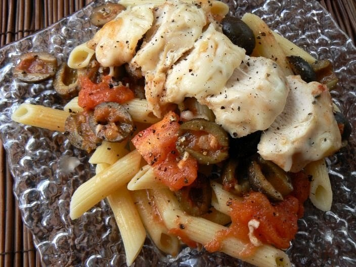 MIH Product Reviews & Giveaways: Mediterranean Style Chicken