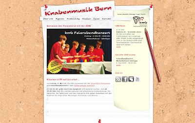 Relaunch kmbern.ch geglückt
