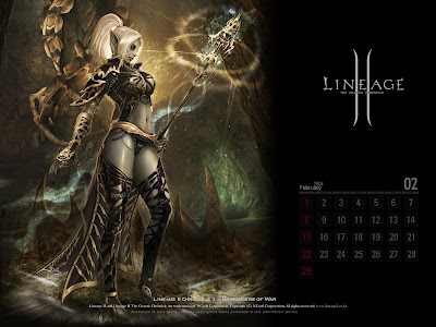 gaming wallpaper. Gaming Wallpapers : Lineage II