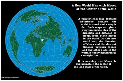 Mecca World Map Car Interior Design