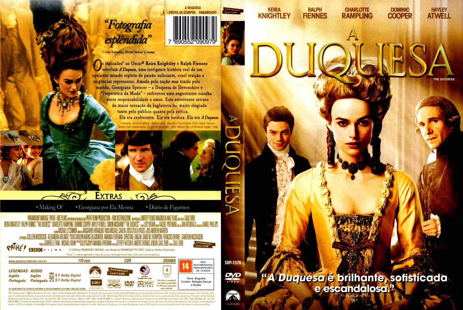 filme a duquesa dual audio