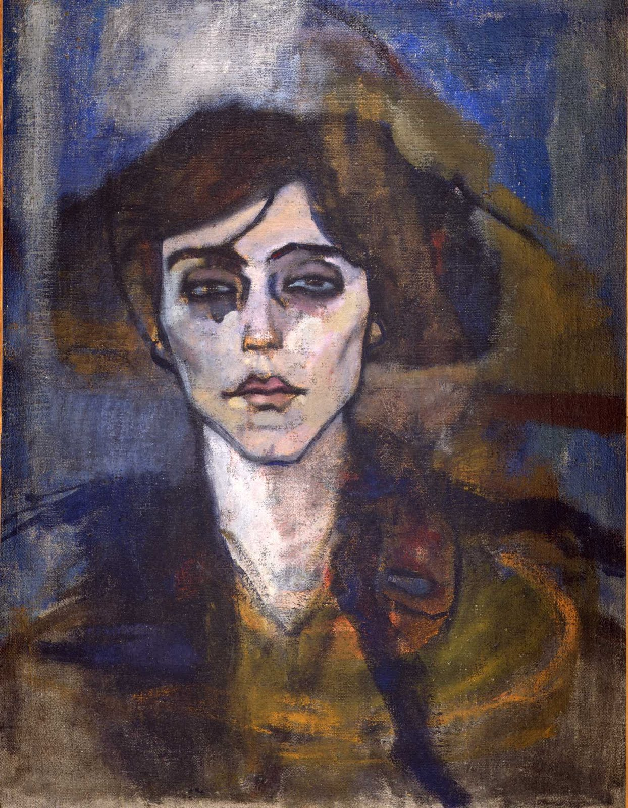 Amedeo Modigliani Pinturas This Is Nice, Yeah?: Amedeo Modigliani - Portrait Of Maude