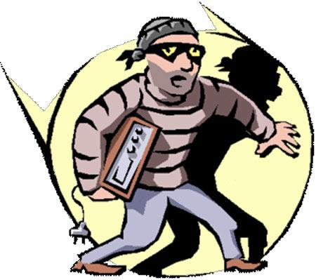 Resultado de imagen de un ladrón