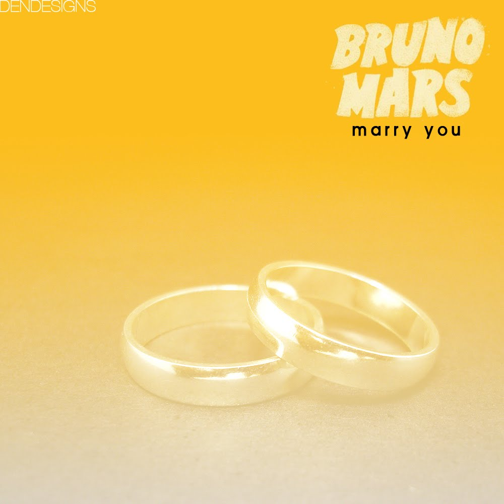 Bruno Mars Marry You Mp3 Download