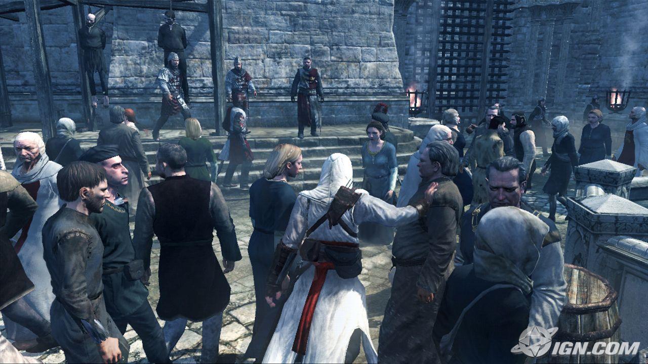 IA de Assassin's Creed