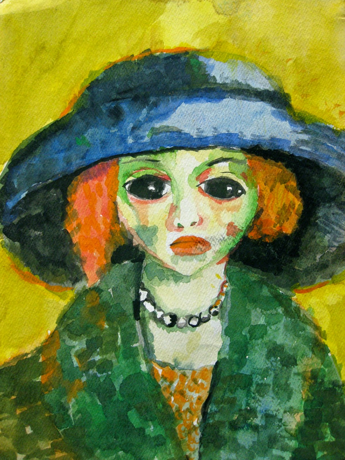 Van Dongen Gemini Gallery Copy Of Kees Van Dongen Quotportrait Of Dolly Quot