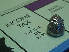 Monopoly Income Tax