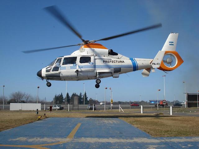 Resultado de imagen para helicópteros Airbus AS365N2 Dauphin de la Prefectura Naval Argentina