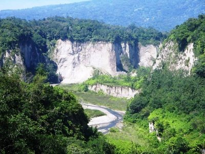 tempat wisata sumatera barat - ngarai sioanok